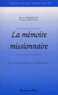 Henri Derroitte et Claude Soetens - .