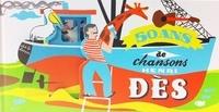 Henri Dès et Gérard Lo Monaco - 50 ans de chansons Henri Dès. 2 CD audio