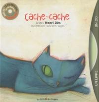 Henri Dès - Cache-cache. 1 CD audio