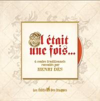 Henri Dès - Il était une fois.... 1 CD audio