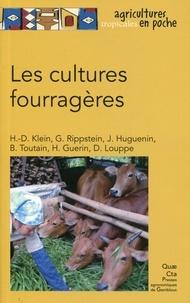 Henri-Dominique Klein et Georges Rippstein - Les cultures fourragères. 1 Cédérom