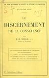 Henri-Dominique Noble - Le discernement de la conscience.