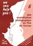 Henri Dupraz - Exploitation pédagogique de films de fiction.
