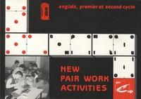 Henri Dupraz - New pair work activities - Anglais premier et second cycle.