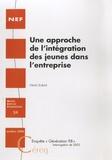 Henri Eckert - Une approche de l'intégration des jeunes dans l'entreprise.