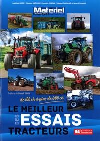 Henri Etignard et Aurélien Groult - Les meilleurs des essais tracteurs.