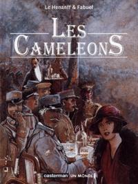 Fabrice Le Henanff et Henri Fabuel - Les caméléons.