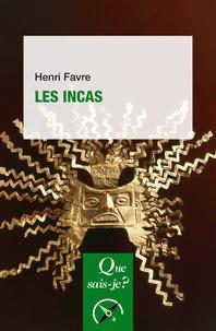Henri Favre - Les Incas.