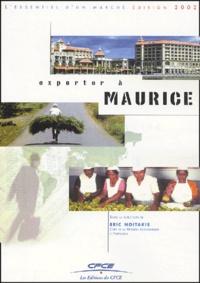 Henri Fontaine - Exporter à Maurice.