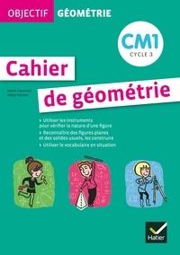 Henri Fournols et Allain Verrier - Cahier de géométrie CM1.