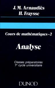 Blackclover.fr COURS DE MATHEMATIQUES. Tome 2, Analyse Image