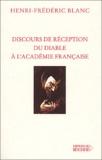 Henri-Frédéric Blanc - .