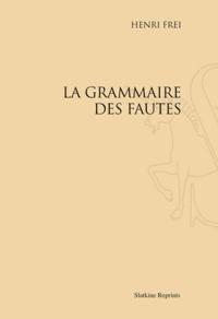 La grammaire des fautes.pdf