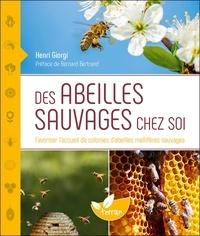 Henri Giorgi - Des abeilles sauvages chez soi - Favoriser l'accueil de colonies d'abeilles mellifères sauvages.