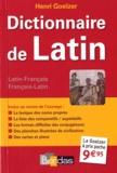 Henri Goelzer - Dictionnaire latin-français et français-latin.