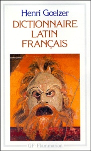 Histoiresdenlire.be Dictionnaire latin-français Image