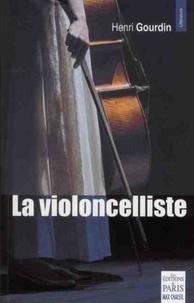 Henri Gourdin - La violoncelliste.