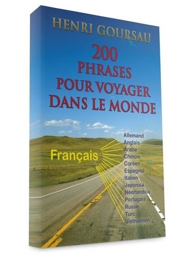 200 Phrases Pour Voyager Dans Le Monde Grand Format