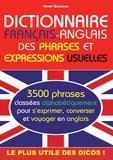 Henri Goursau - Dictionnaire français-anglais des phrases et expressions usuelles.