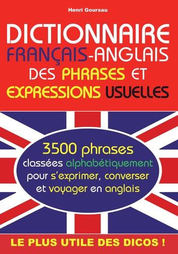 Dictionnaire Francais Anglais Des Phrases Et Expressions Usuelles Poche