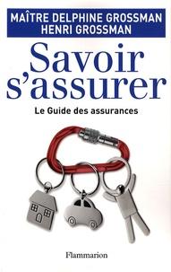 Savoir sassurer - Le guide des assurances.pdf
