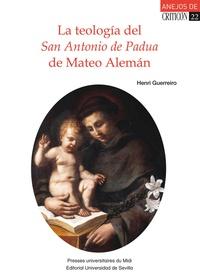 Deedr.fr La teología del San Antonio de Padua de Mateo Alemán Image