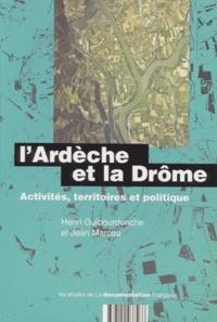 LArdèche et la Drôme. Activités, territoires et politique.pdf