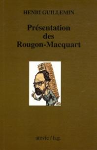 Henri Guillemin - Présentation des Rougon-Macquart.
