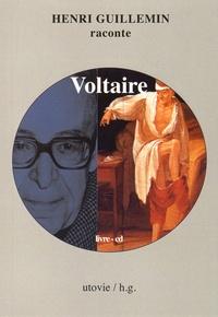 Henri Guillemin - Voltaire. 1 CD audio