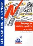 Henri Hélal et  Collectif - Dopage et société sportive.