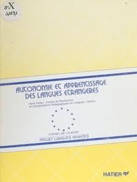 Henri Holec - Autonomie et apprentissage des langues étrangères.