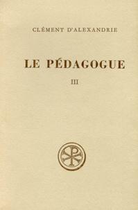 Henri-Irénée Marrou et  Clément d'Alexandrie - .