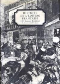 Henri-Jean Martin et  Collectif - .