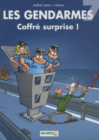 Henri Jenfèvre - Les Gendarmes Tome 7 : Coffré surprise !. 1 Jeu