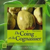 Henri Joannet - Du coing et du cognassier.