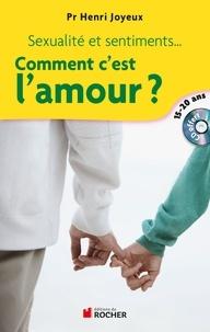 Deedr.fr Comment c'est l'amour ? - Sexualité et sentiments, amitiés, attirance, amour, réponses aux questions des 15-20 ans Image