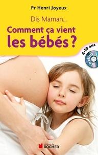 Goodtastepolice.fr Dis maman... Comment ça vient les bébés - Réponse aux questions des 4-10 ans Image
