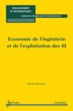 Henri Kloetzer - Economie de l'ingénierie et de l'exploitation des SI (collection management et informatique).