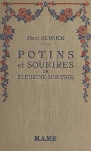 Henri Kubnick et  Erik - Potins et sourires de Fleurine-sur-Tige.