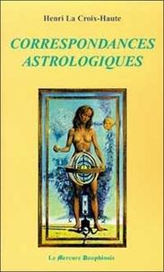 Histoiresdenlire.be Correspondances astrologiques Image