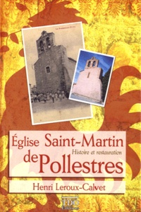 Deedr.fr Eglise Saint-Martin de Pollestres - Histoire et restauration Image