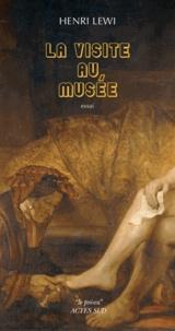Henri Lewi - La visite au musée.