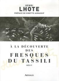Blackclover.fr A la découverte des fresques du Tassili Image