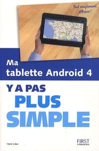 Henri Lilen - Ma tablette Android 4.