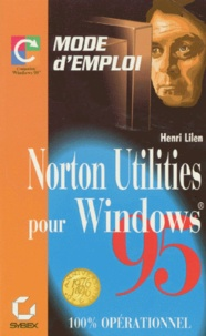NORTON UTILITIES POUR WINDOWS 95. Mode demploi.pdf