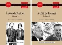Henri-Louis Go et Xavier Riondet - A côté de Freinet - 2 volumes.