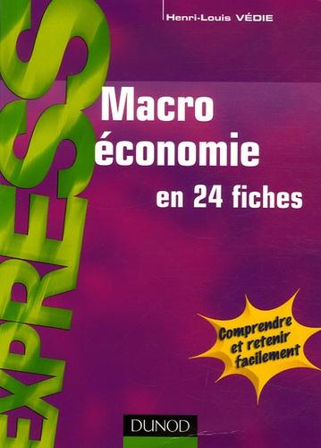 Henri-Louis Védie - Macroéconomie.