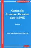 Henri Mahé de Boislandelle - Gestion des ressources humaines dans les PME.