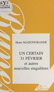 Henri Maisongrande - Les Essarts de Langrune - Regards d'enfance à Saint-Aubin-sur-Mer, 1926-1940, des années folles à la drôle de guerre.