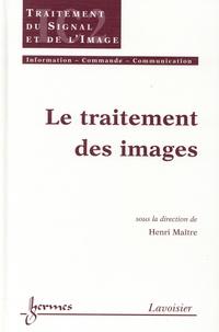 Henri Maître - Le traitement des images.